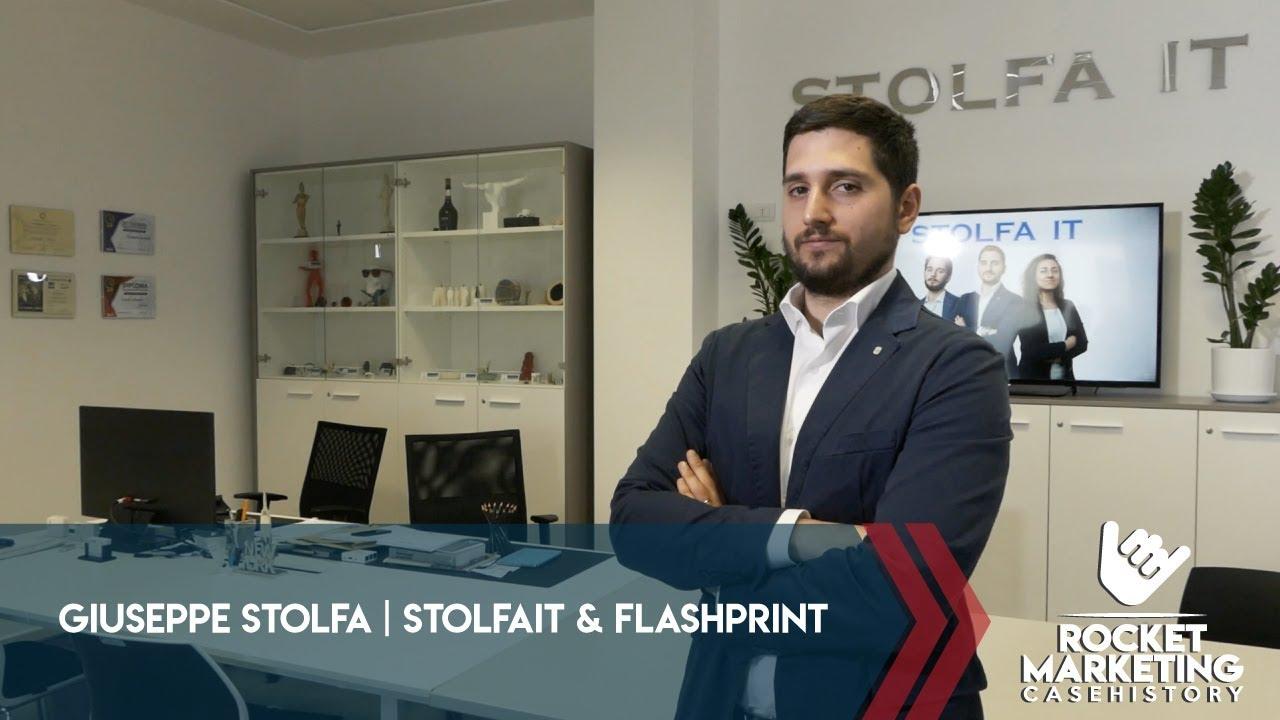 Immagine di anteprima video testimonianza Giuseppe Stolfa
