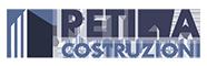 Logo Petilia Costruzioni in sezione clienti