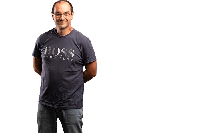 Francesco Randazzo - Co-founder, CTO